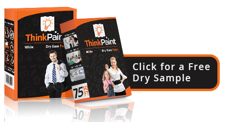 Dry erase Paint Free Sample